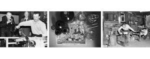 John Moncrieff custom industrial glass