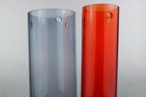 Blown Glass Coloured