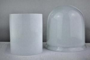 Blown Opal Glass