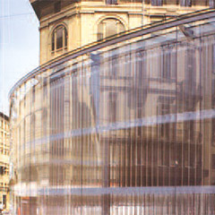 Glass Wall  Tubular Glass