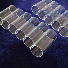 Quartz Tubular Glass