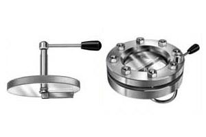 Circular sightglass accessories